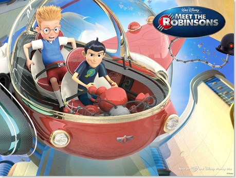 wallpaper rv meet the robinsons